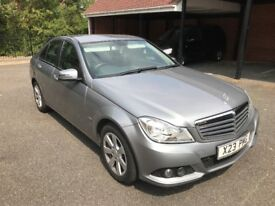 MERCEDES BENZ C220 SE CDI BLUE EFFICIENCY 2011 MODEL IMMACULATE CONDITION