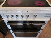 """Flavel Milano Ceramic cooker *Fan Assisted Oven """"As New"""""""