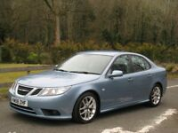 2008 SAAB 9-3 VECTOR SPORT 1.9 TTiD 180bhp AUTO **FULL MOT - 11 STAMP SERVICE HISTORY - IMMACULATE**