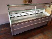 Display Serve over counter