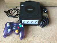 Nintendo Game cube , 1 controller and power cable