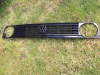 Vw golf mk2 genuine grill