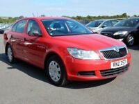2012 skoda octavia 1.6 tdi with only 55000 miles, motd july 2019, 1 owner from new