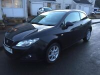 SEAT Ibiza 1.4 16v SE SportCoupe 3dr, Full years MOT, well loved car, 79000 miles