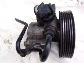 peugeot 306 power steering pump/also other 306 parts