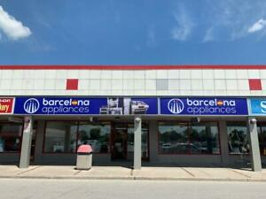 STAINLESS STEEL BLOWOUT SALE APPLIANCES AT SCARBOROUGH LOCATION NEW STORE OPENING