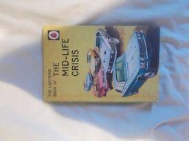 Mid life crisis ladybird book