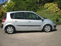 nice clean renault scenic,1.9 dci.