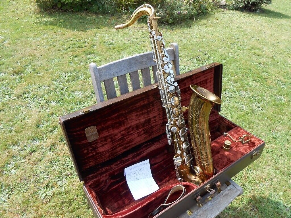 Martin Committee 2 Vintage Tenor Saxophone