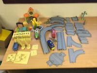 Chuggington: Interactive Railway All Round Chuggington Set + 3 Trains