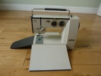 ELAN Lotus SP compact, portable sewing machine 1974 model. Open to offer