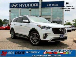 2018 Hyundai Santa Fe XL LIMITED AWD