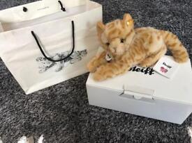 Steiff Leo Cat