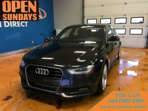 2016 Audi A4 S-LINE Technik PLUS! NAVI / LEATHER / SUNROOF!