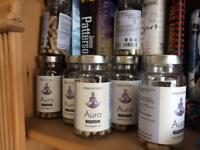 Yoga Naturals Aura Food Supplement Capsules - 60 Capsules X10 - Best Before Oct 2020