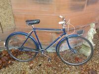 gents original raleigh wayfarer bike