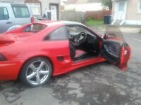 Toyota MR2 turbo, Japanese import. Converted to MPH. Full body kit fitted. T top.