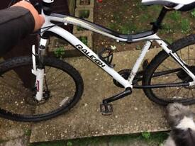Rayleigh 24 speed mountain bike