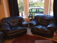 Free: Two big, very comfortable armchairs.