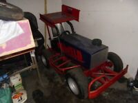 KIDS BRISCA F1 F2 STOCK CAR BUGGY PETROL RIDE ON 320cc NOT QUAD OR MOTORBIKE, RACE/RALLY CAR! SWAP? for sale  Huddersfield, West Yorkshire