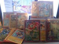 350+ pokemon card job lot, Ex, Rares, holos