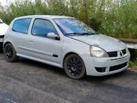 Renault clio sport 172 not 182 197 track car