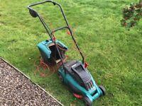 Bosch Electric Lawn Mower