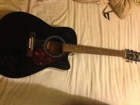Yamaha semi acoustic guitar £120 ono