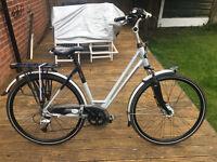 Gazelle allure Dutch bike