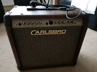 Carlsbro Sherwood Junior 65 watt amplifier