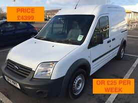 2011 FORD TRANSIT CONNECT T230 / NEW MOT / PX WELCOME / NEW CLUTCH / TOW BAR / WE DELIVER