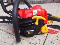chainsaw homelite 14''