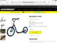Scooter BMX