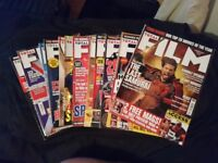 Total Film Magazines - 74 issues