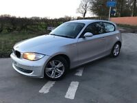 BMW 1 Series 118d 2.0 Sport 2008 (58) FACELIFT MODEL - £30 TAX - ONLY 1 previous owner -