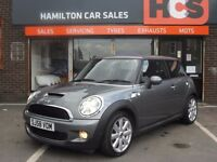 Excellent Condition Mini Cooper S - 1 YEAR WARRANTY, MOT & AA COVER INCLUDED FREE!