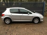 Peugeot 307 S Hdi 1600 diesel..... Selling cheap due to needing new EGR Valve