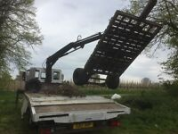 scrap metal wanted Kent / machinery/tractors/ploughs/ farm clearance / yard clearance