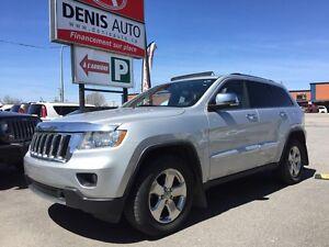 2011 Jeep Grand Cherokee Limitée 107$/sem