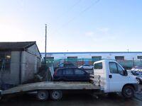 RoHill six wheeler light weight Recovery Truck