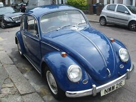VW Beatle 1967 model, 1300 cc in a perfect condition