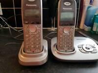 panasonic cordless digital house phones