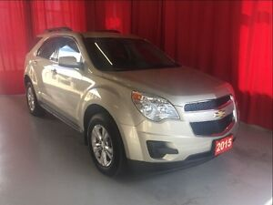 2014 Chevrolet Equinox LT AWD-one owner