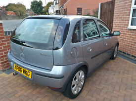 vauxhall corsa 1.2 sxi, 5door, 12 month mot, excellent condition