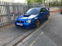 Subaru sti uk type