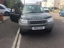 Land Rover freelander 3 door