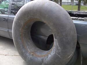 HUGE RUBBER TUBE