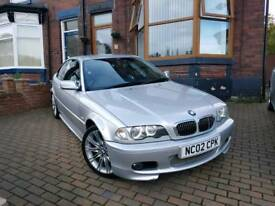 BMW 325CI M SPORT MANUAL