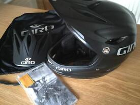 Giro Remedy Full Face Helmet with Extra Peak