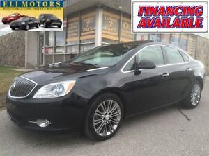 2014 Buick Verano PREMIUM PKG.NAVIGATION.REAR VIEW CAMERA.18ALLO